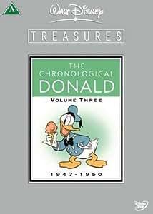 Walt Disney Treasures: The Chronological Donald Volume Three (1947-1950) (Region 2) (Import)