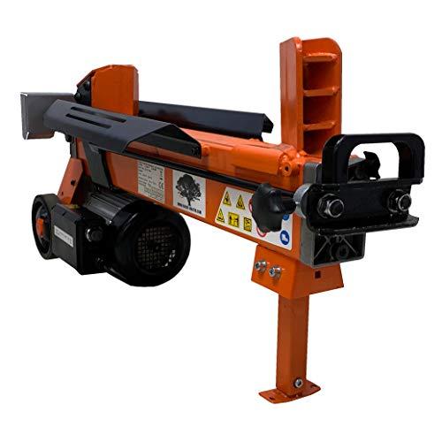 Robuster elektrischer Holzscheiter-Splisser, hydraulisch, 7 Tonnen mit