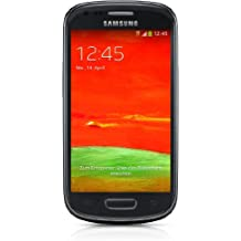 Samsung Galaxy S3 mini (GT-I8200) Smartphone (4 Zoll (10,2 cm) Touch-Display,8 GB Speicher, Android 4.2) schwarz