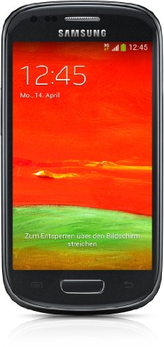 galaxy s3 mini display Samsung Galaxy S3 mini (GT-I8200) Smartphone (4 Zoll (10,2 cm) Touch-Display,8 GB Speicher, Android 4.2) schwarz