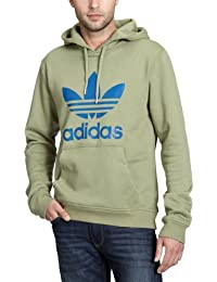Felpe Amazon it Adidas Cappuccio Abbigliamento Senza Felpe HrHXqPWwv