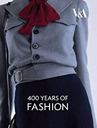 400 Years of Fashion: 4th Revised Edition