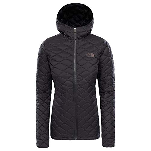 THE NORTH FACE Thermoball Hoodie Jacket Women - Thermojacke Parka Insulated Ski Jacket