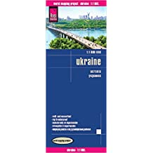 Reise Know-How Landkarte Ukraine (1:1.000.000): world mapping project