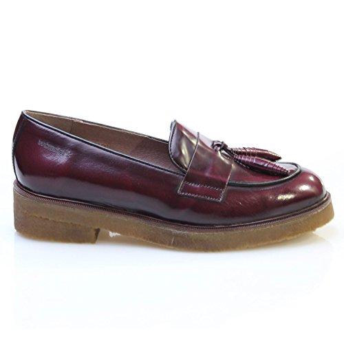 Wonders Donna Stivaletti mocassino rosso Size: 38