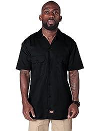 Dickies Hemd Short Sleeve Slim Shirt - Camiseta deportiva de manga corta para hombre