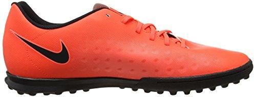 Nike Magistax Ola Ii Tf, pour les Chaussures de Formation de Football Homme Rouge (Total Crimson/black-bright Mango)