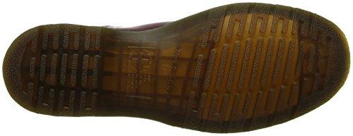 Dr. Martens Original 2976, Boots mixte adulte Rouge (Cherry Red)