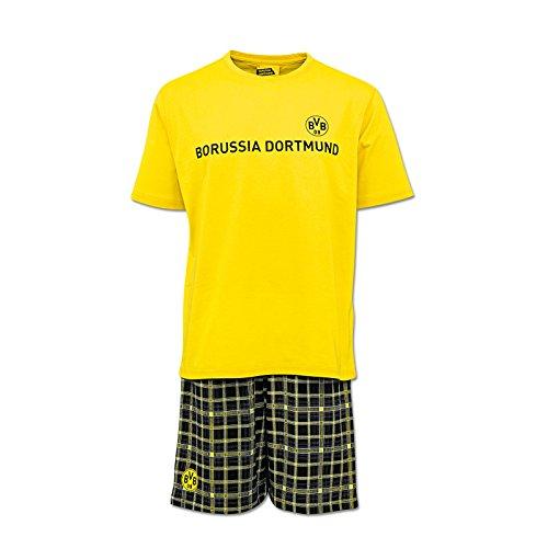 BVB-Schlafanzug für Kinder (kurz) 176