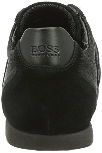 Boss Green Stiven, Baskets mode homme Noir (Black 001)