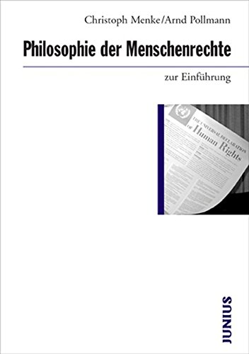 Philosophie der Menschenrechte zur Einführung