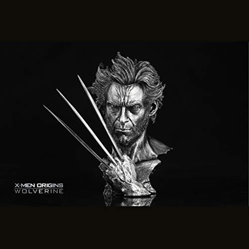 HNBY X-Men Wolverine Hugh Jackman Imitación
