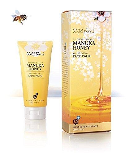 Wild Ferns Manuka Honig Verjüngernd Gesichtsmaske