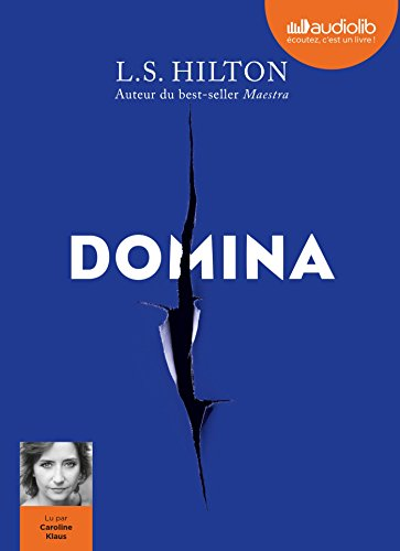 Domina: Livre audio 1 CD MP3