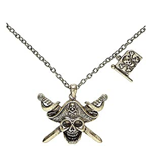 WIDMANN Collar pirata islas adulto