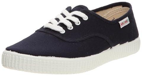 Victoria 106613, Sneakers Basses mixte adulte, Bleu (Marino), 39
