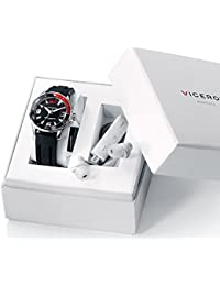 Reloj Viceroy Niño Cadete 46707-55 Acero + Auriculares bluetooth