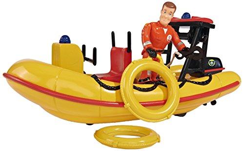 Giochi preziosi - sam il pompiere, gommone di salvataggio