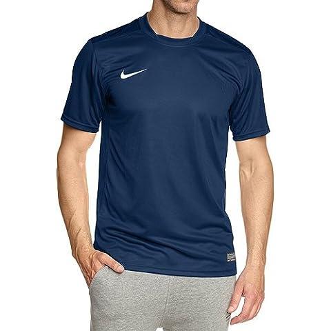 Nike Park V - Camiseta de fútbol de manga corta para hombre, multicolor, talla L