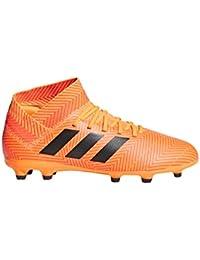 new concept 20e65 0379c adidas Unisex Kids Nemeziz 18.3 Fg Footbal Shoes