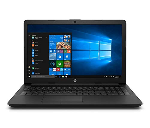 HP 15 Core i5 8th gen 15.6-inch FHD Laptop (8GB/1TB HDD/Windows 10/MS Office/Jet Black/2.04 kg), 15q-ds1001TU