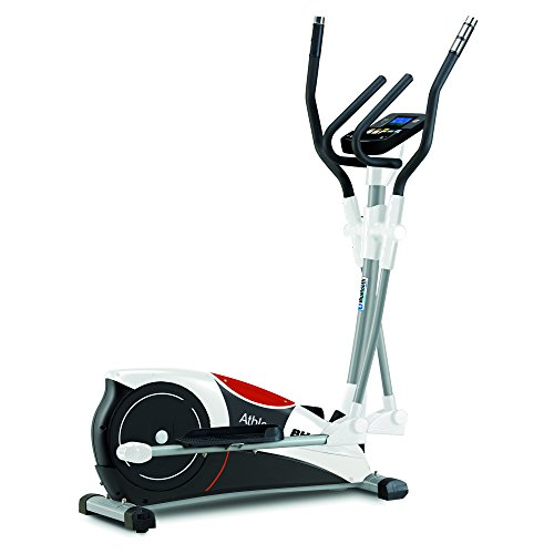BH Fitness i.ATHLON Crosstrainer - Stride length 30cm - Magnetic resistance - Inertial system 10kg - i.Concept by BH - G2336I