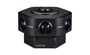 KanDao Obsidian GO - your first professional 4K / 8K 3D 360 VR camera