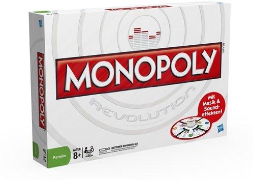 Hasbro 17146100 - Monopoly Revolution