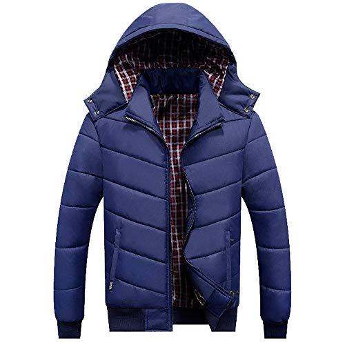 Xmiral Jacket Herren Softshell Jacke Outdoor Funktionsjacke Freizeitjacke (XXL,Blau)