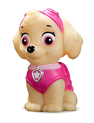 Figura led Patrulla Canina Paw Patrol Skye de ILLUMI MATES