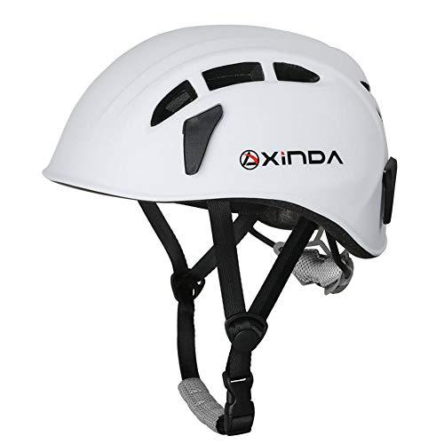Helmet?Outdoor Downhill Helmet Climbing Equipment Expanding The Helmet Cave Rescue Mountaineering Helmet Safety Helmet