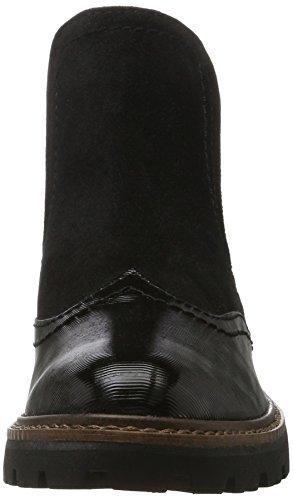 Marco Tozzi 25412, Stivali Chelsea Donna Nero (Black Stpcom)