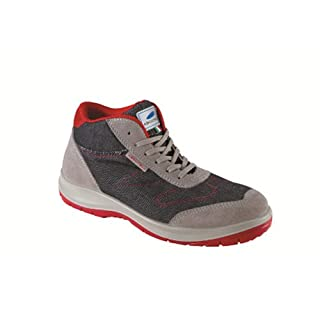 Aboutblu 1930203la _ 41Brooklyn Mid S3Work Shoe, Size 41, Denim