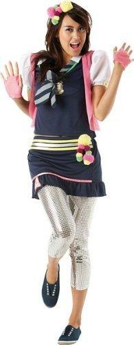 Trinians Flammable Fancy Dress - X-Small ()