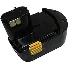 Power Smart® 18V 3000mAh NiMH batería de repuesto para Hitachi WH 18DFL, WH 18DL, WH 18DMR, WH18DFL, WH18DL, WR 18DL, WR 18DMR, WR18DL, DV 18DCL, DV 18DL, DV 18DMR, DV 18DV, DV 18DVKS, DV18DCL, DV18DL, DV18DVC, DV18DVL