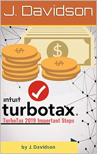 Ebooks TurboTax 2019: Important Steps Descargar PDF