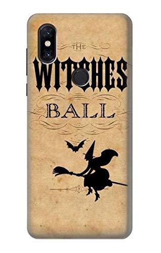 Innovedesire Vintage Halloween The Witches Ball Hülle Schutzhülle Taschen für Xiaomi Mi Mix 3