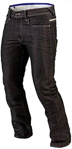 Jeans Trilobite Acid Scrambler Schwarz Herren Motorradhose Jeanshose Länge 32 Aramid Clothing, Shoes & Accessories