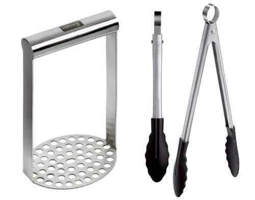 Lurch 1-Piece Potato Masher Stainless Steel
