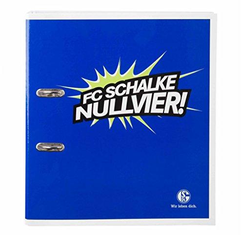 """Preisvergleich Produktbild FC Schalke 04 Ordner """"Nullvier"""""""