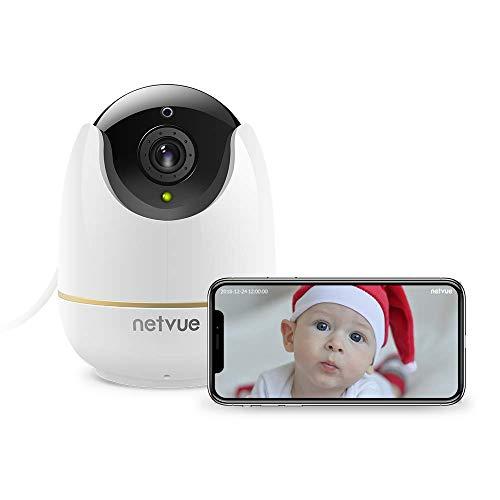 NETVUE Caméra IP Full HD 1080P WiFi Caméra de...