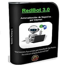 RedBot 3.0 Automatizaciòn de Negocios por Internet - Incrementa tus ventas por medio de las redes