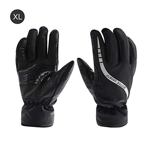 Warme winddichte und wasserdichte Handschuhe für Outdoor-Sport: Radfahren, Snowboarden, Klettern und Skaten, ein warmes Geschenk an kalten Tagen -