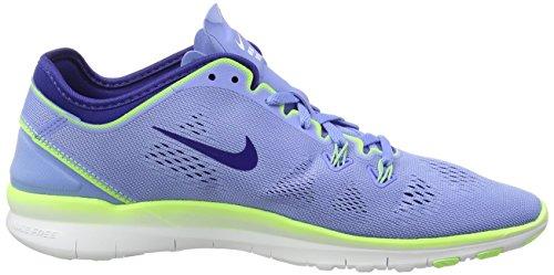 Nike Wmns Free 5.0 TR Fit 5, Chaussures de Running Compétition Femme Violet (Purple)