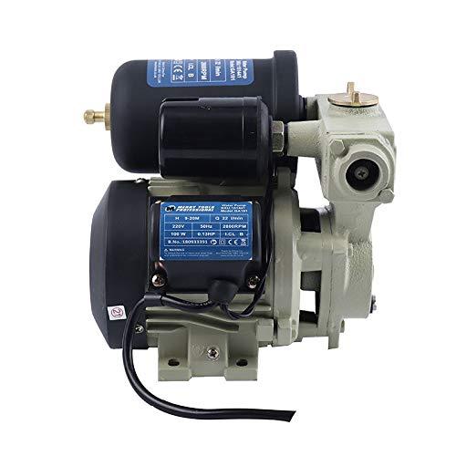 6d6bdb9d7269 Merry Tools bassa rumorosità autoadescante booster pompa dell'acqua 100W