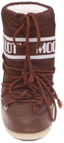 Moon Boot Nylon, Bottes de Neige mixte adulte Marron (Marrone)