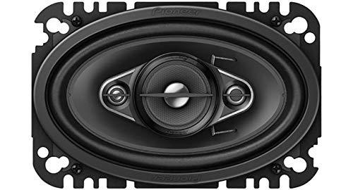 Pioneer TS-A4670F 4-Wege-Koaxial-Soundsystem, 10,2 x 15,2 cm