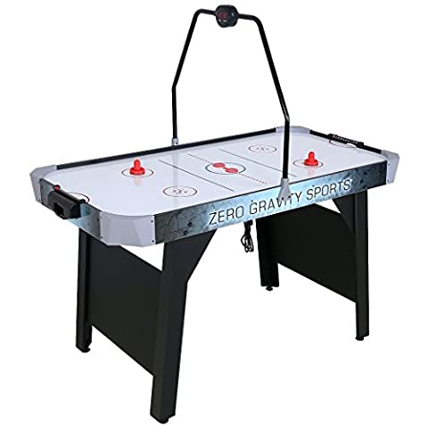 HLC Air Hockey Table Jeu 137x68.6x79cm