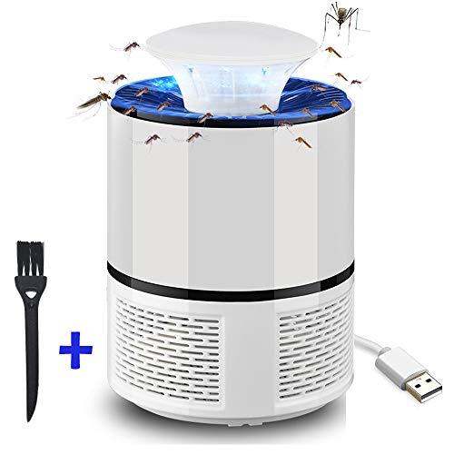 Remucheng mosquito killer usb powered, lampada antizanzare con luce uv e resistente ai raggi uv, insect killer per casa, indoor