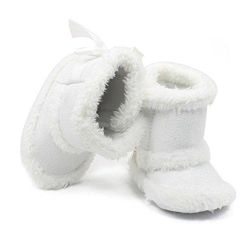 Itaar , Chaussures premiers pas pour bébé (fille) gris gris 0-6 mois Weiss